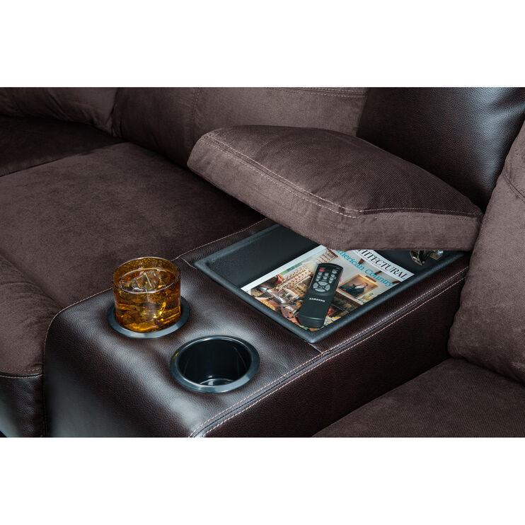 Slumberland Furniture Adams 2 Pc Reclining Sectional