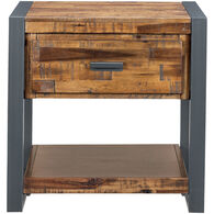 Loftworks 1 Drawer End Table