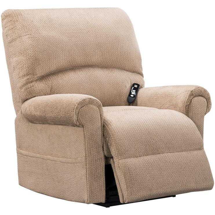 Slumberland Furniture Diamond Camel Lift Recliner