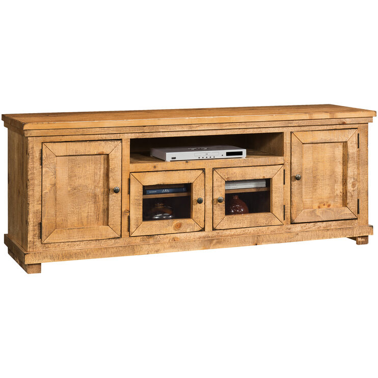 """Willow Pine 74"""" Console"""