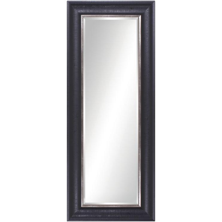 Mirror Black Rectangular