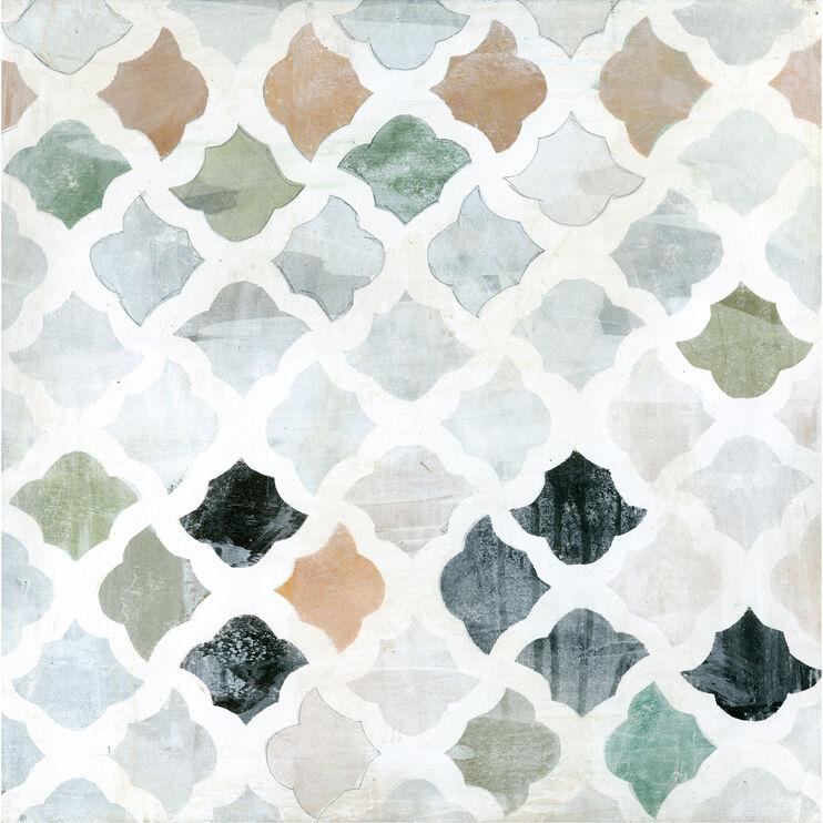 Turkish Tile II Framed Art
