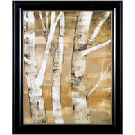 Wander The Birches II Wall Art