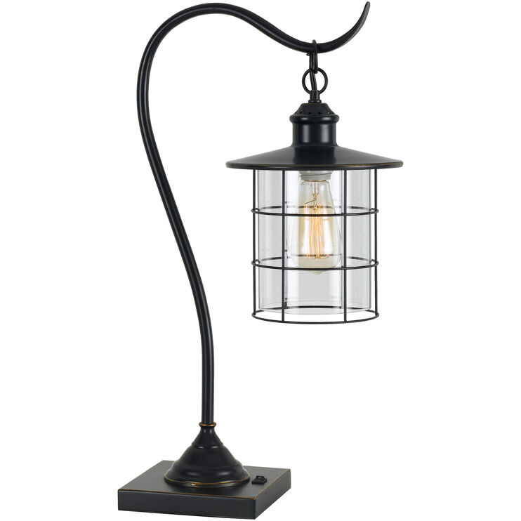 Silverton Brown Table Lamp