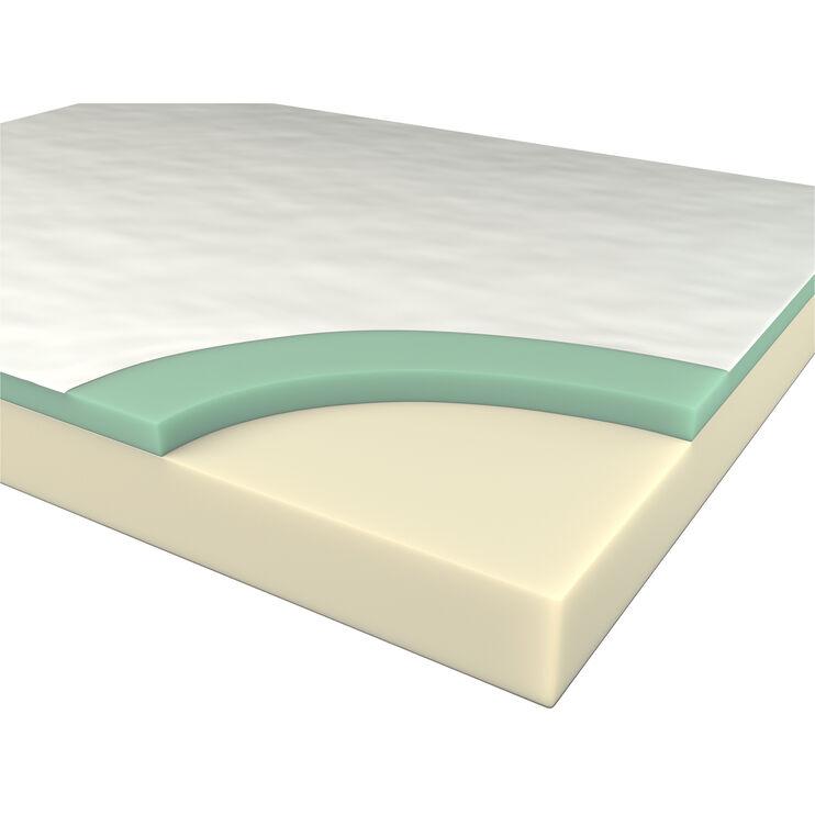 Sleep Inc 8 Inch Medium Firm Twin Mattress in a Box
