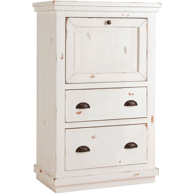 Willow Armoire Desk