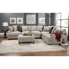 Wake 4 Piece Dusk Sectional