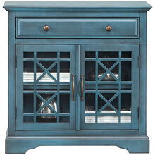 Chilton Antique Blue Cabinet
