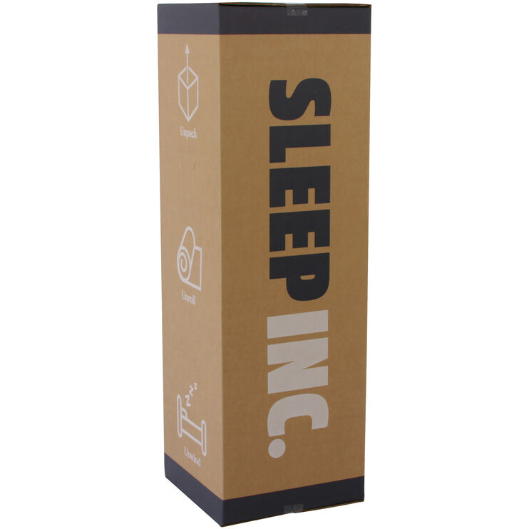 Sleep Inc 8 Inch Medium Firm King Mattress in a Box