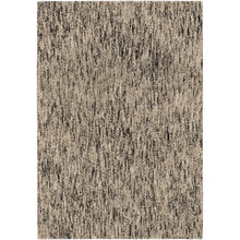 Millenium Solid 5 x 8 Silver Rug