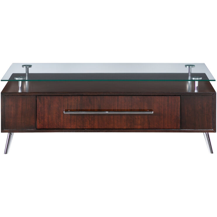 Studio City Warm Cherry Coffee Table