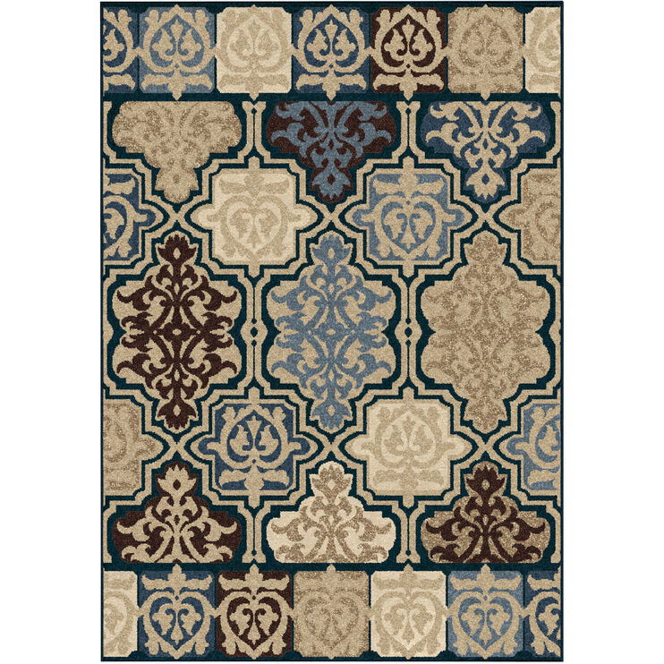 Four Seasons Yandell Multi 8 x 11 Rug