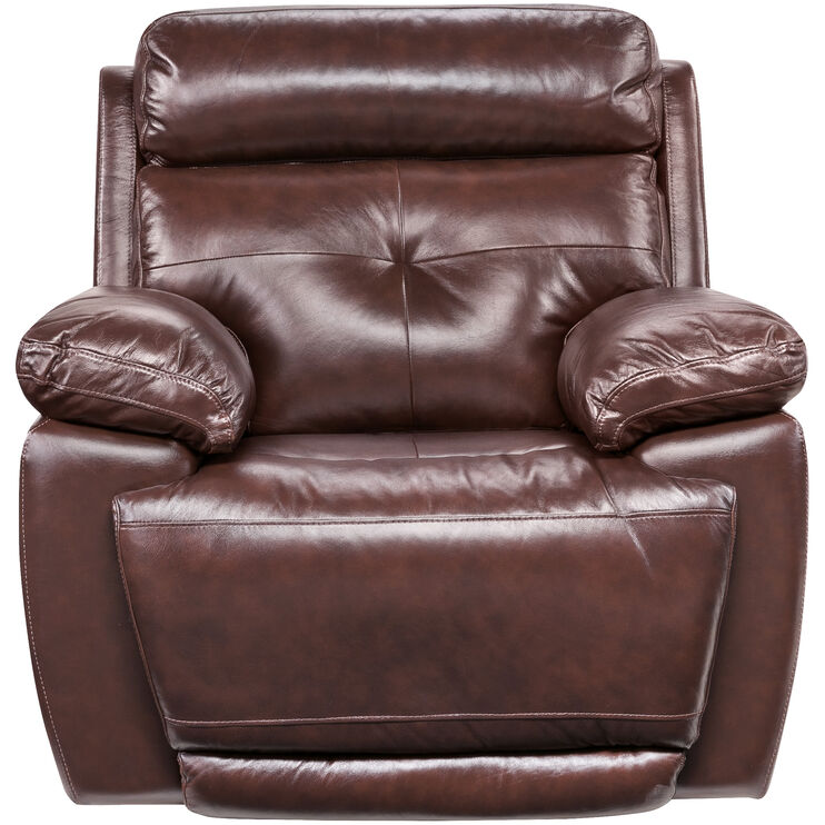 Rhodes Brown Power+ Recliner