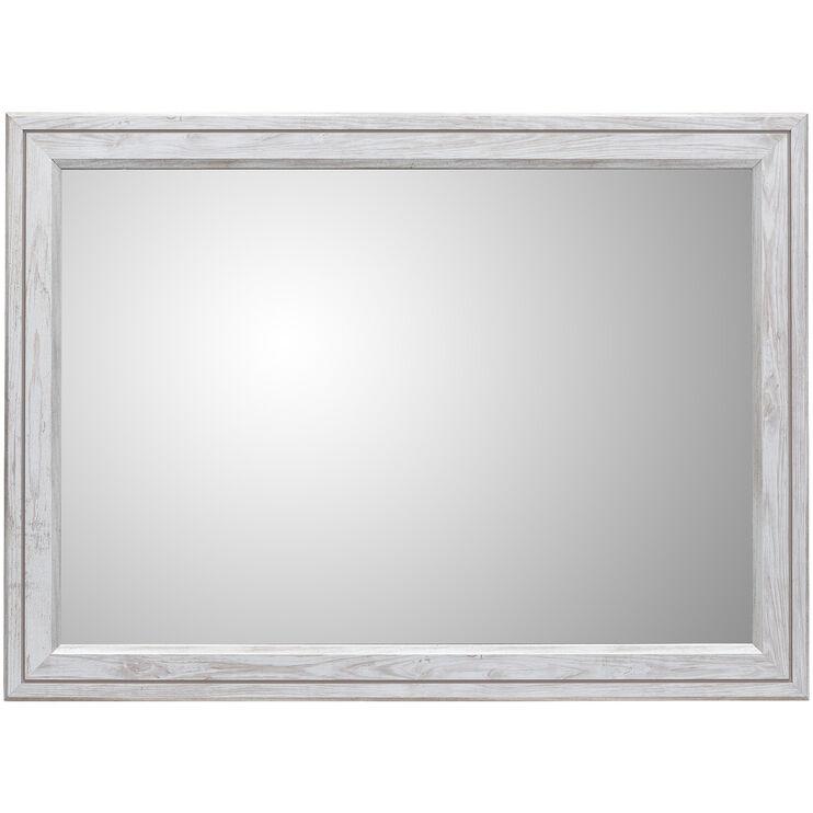 Willowton Whitewash Mirror