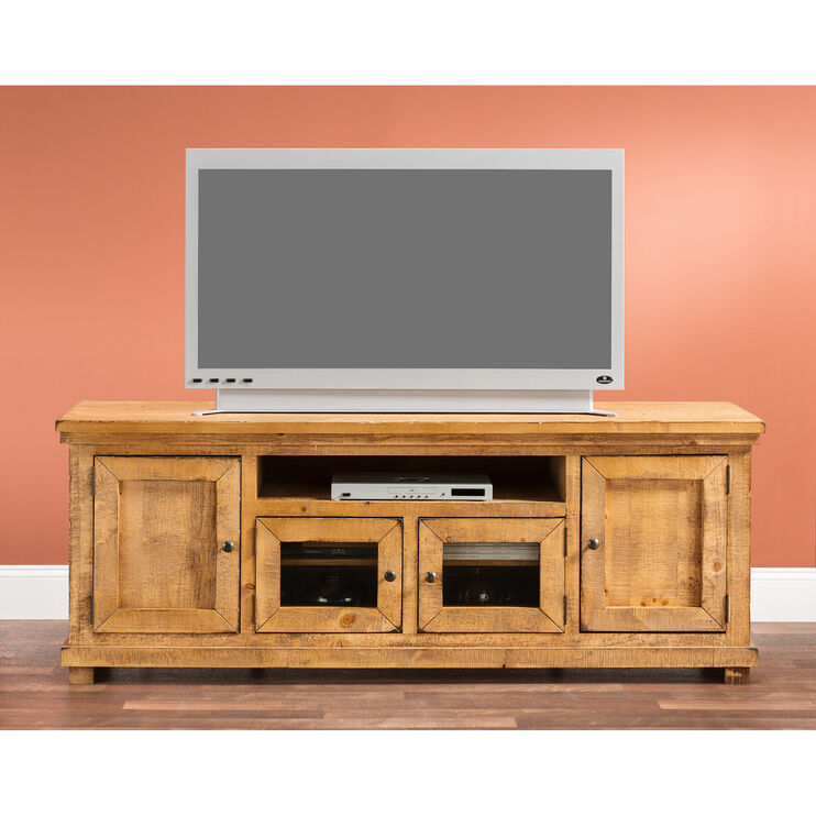 Willow Pine 74 Inch Console