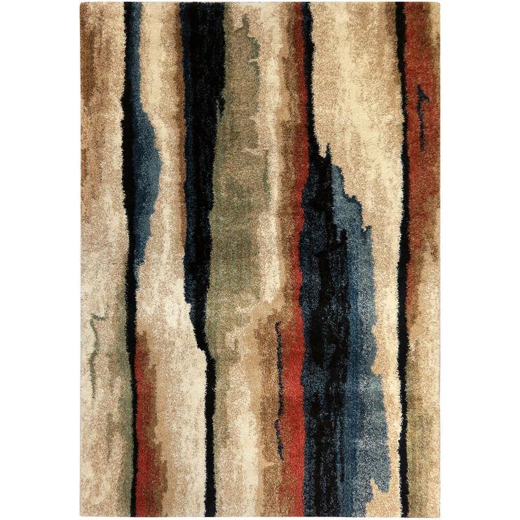 Millenium Rock Cliff Varigated Stripe 5x8 Rug