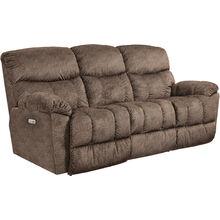 Morrison Cappuccino Power Plus Reclining Sofa