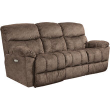 Morrison Cappuccino Power Plus Reclining Sofa