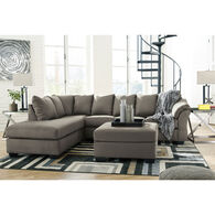 Marcy Left Chaise Sectional