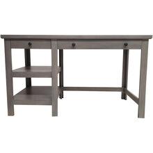 Classic Charcoal Writing Desk