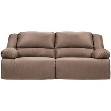 Crownley Mocha Reclining Sofa