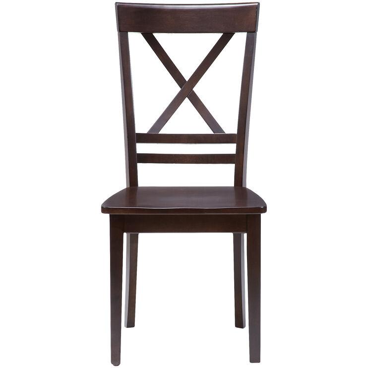 Cosmos Espresso Dining Chair