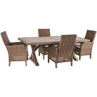 Beachcroft 5 Piece Dining Set