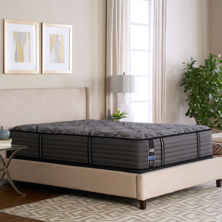 Sealy Ultimate Posturepedic Turkanna Cushion Firm Queen Mattress