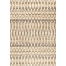 Majestic Ikat Ombre Ivory 8 x 11 Rug