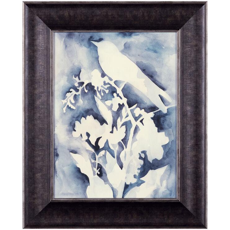 Hedgerow I Framed Art
