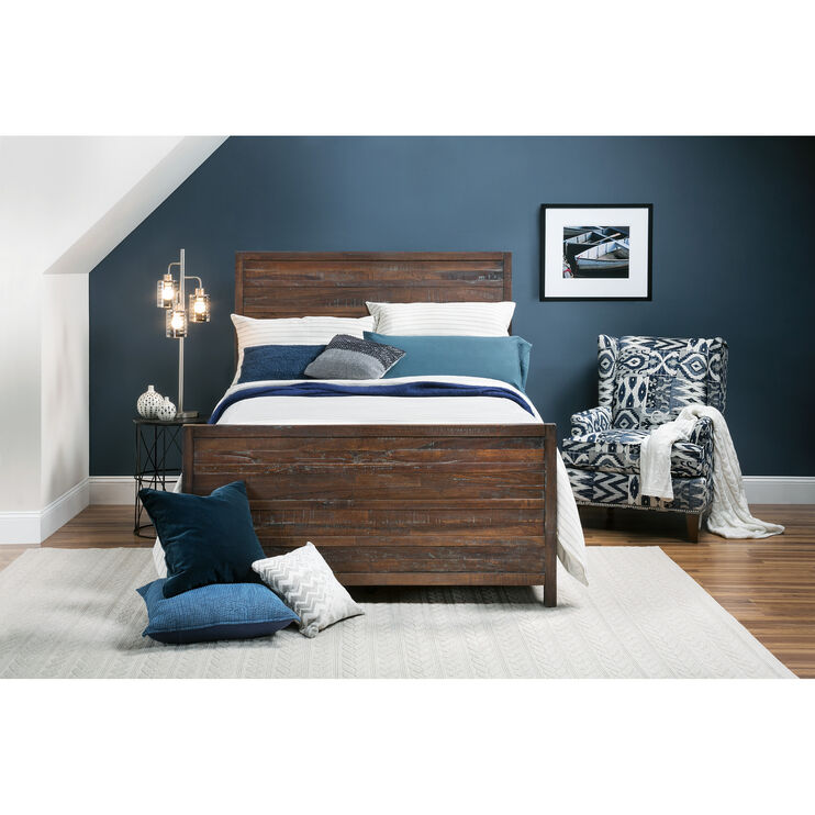 Townsend Nutmeg Queen Bed