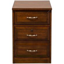 Hampton Bay Cherry File Cabinet