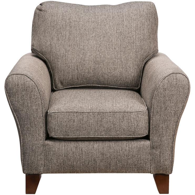 Binsfield Tan Chair