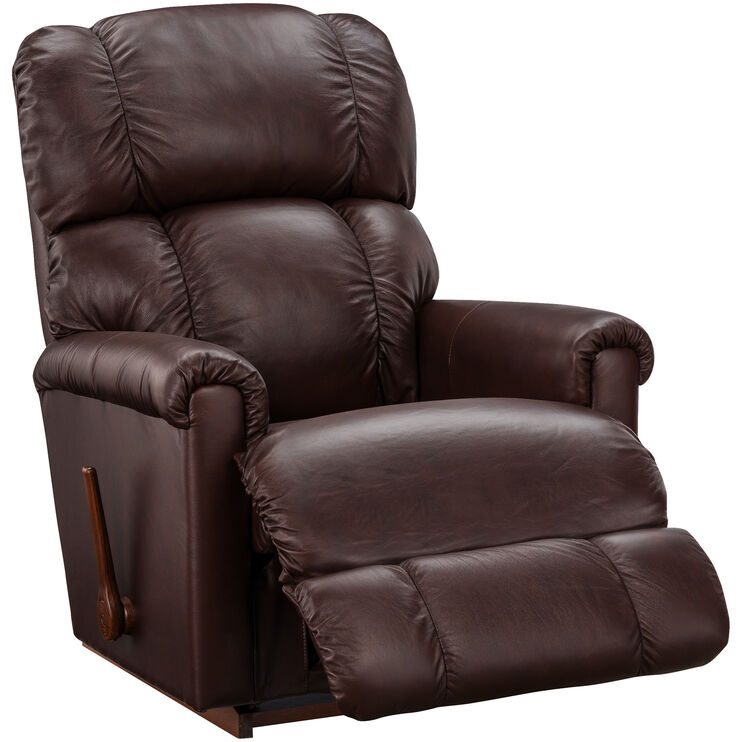 Pinnacle Leather Rocker Recliner