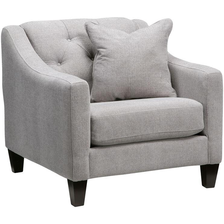 Solo Silver Chair
