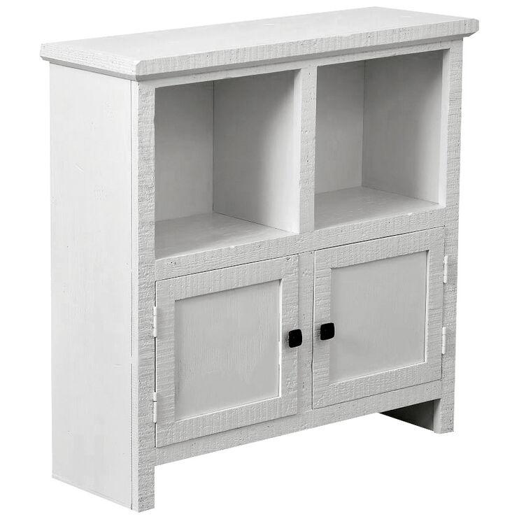 Fowler White 2 Door Cabinet