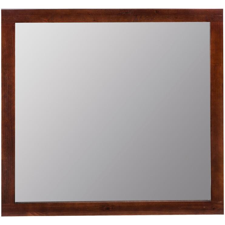 Knollwood Chocolate Mirror