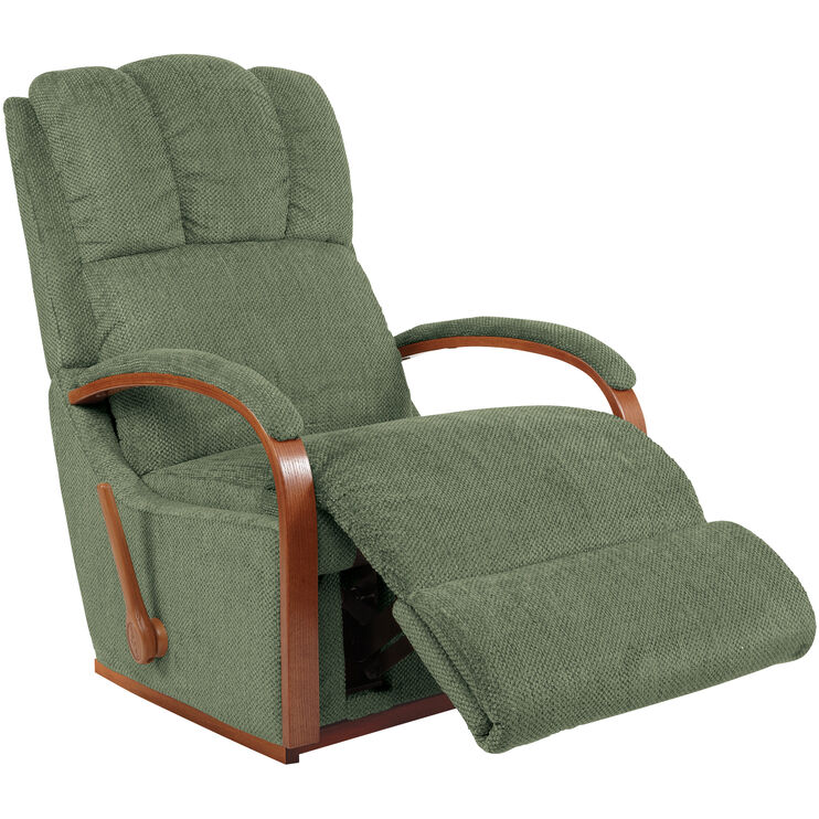 Harbor Town Pine Rocker Recliner