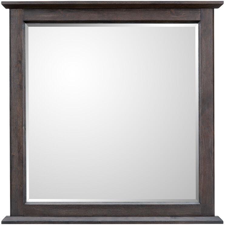 City II Gray Mirror