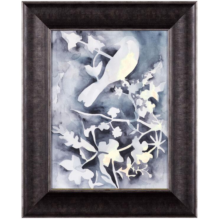 Hedgerow II Framed Art