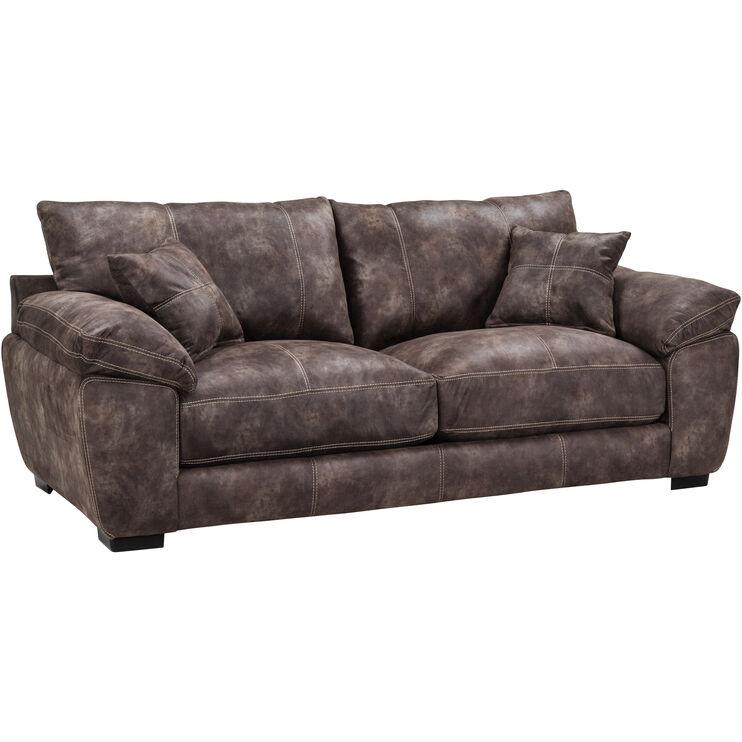 Monza Brown Sofa
