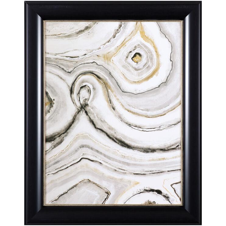 Shades of Gray I Framed Art
