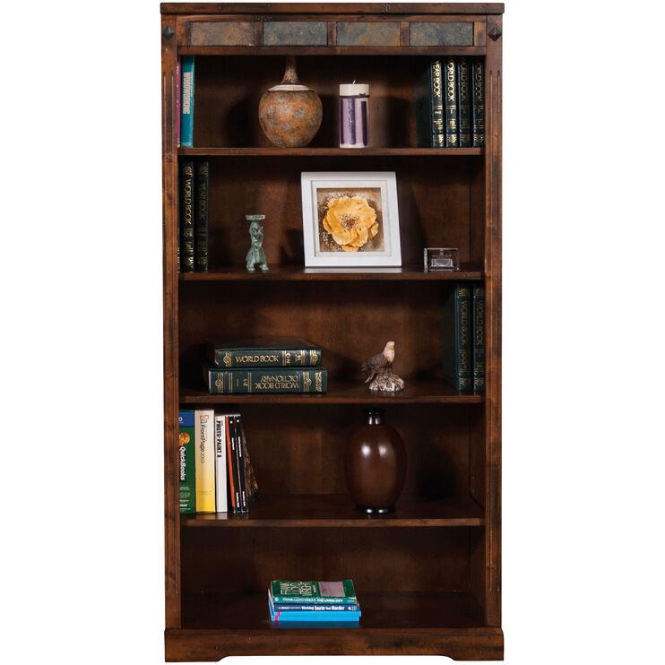 Sante Fe 60 Inch Bookcase