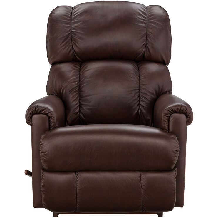 Pinnacle Espresso Rocker Recliner