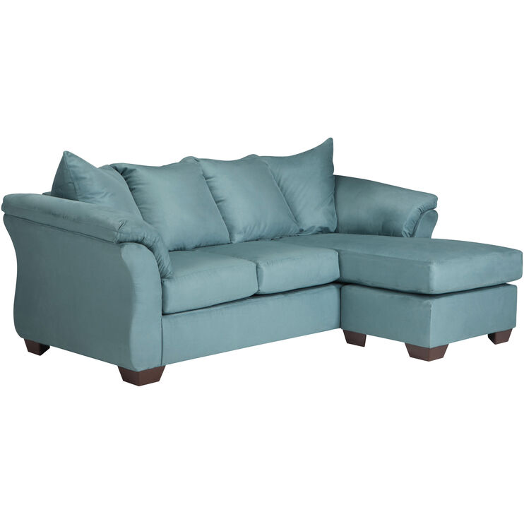 Marcy Sky Chaise Sofa