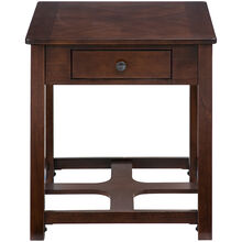 Marion Brown End Table