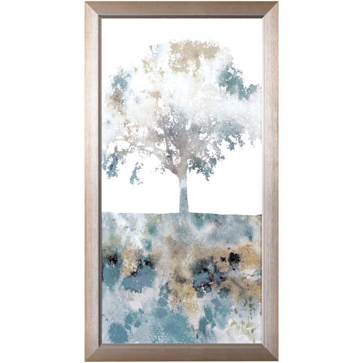 Water Tree I Framed Art