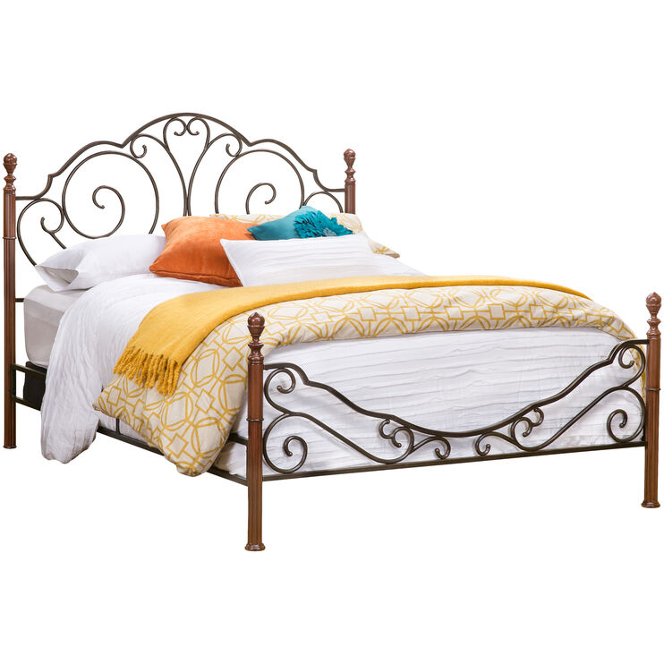 Toulouse Queen Poster Bed