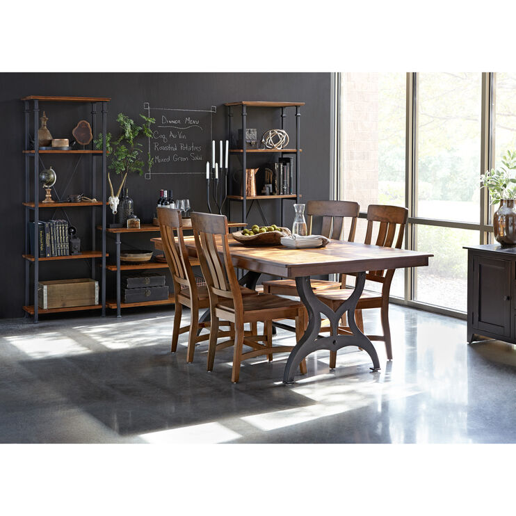 District 5 Piece Dining Set