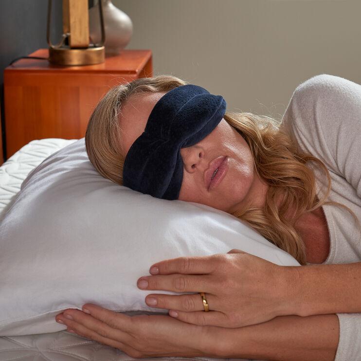 Tempur-Pedic Navy Sleep Mask
